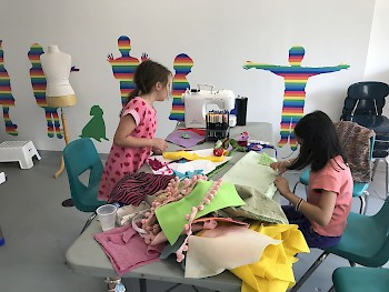 Creative Sewing for Kids image