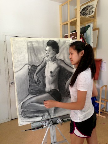 Life Drawing for Teens & Adults image