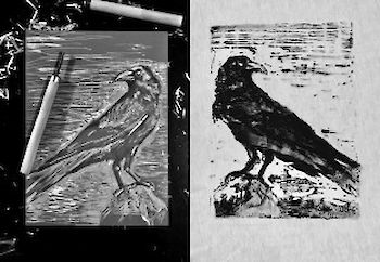 Intaglio Printmaking for Teens image