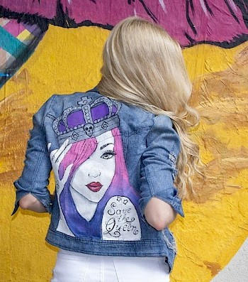 Paint Your Jacket and Jeans image
