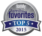 Westchester Family Favorites Top 5, 2015