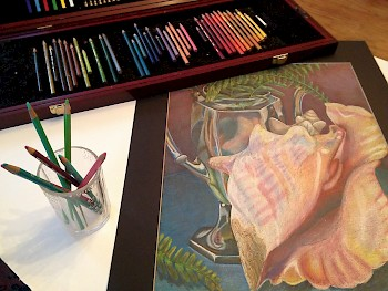 Colored Pencil image