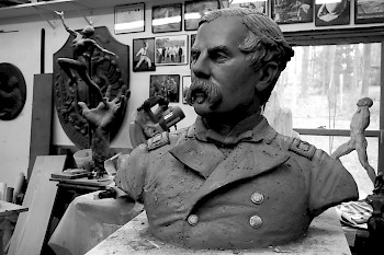Sculpture / Bust with Michael Keropian image